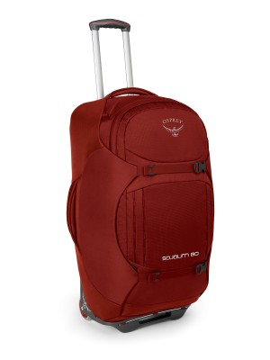 Hoodoo Red                     - Osprey Sojourn 80L/28