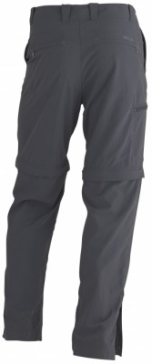 SMOKE GRAY BACK - Marmot Cruz Convertible Pant