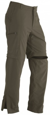 OLIVE NIGHT - Marmot Cruz Convertible Pant