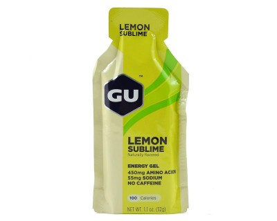Lemon Sublime - GU Gel