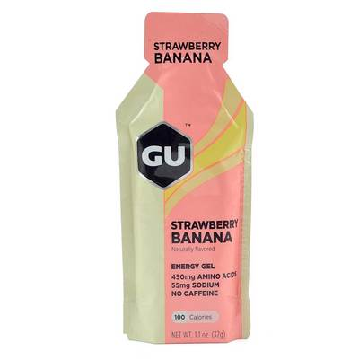 Strawberry Banana - GU Gel