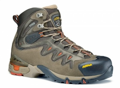 WOOL/BROWN - Asolo Synchro GTX MM