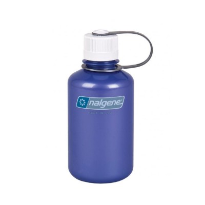 LILAC W/WHITE SILVER - Nalgene 16oz NM Loop-Top Closure