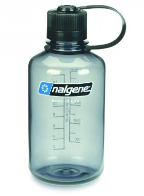 Gray - Nalgene 16oz NM Loop-Top Closure