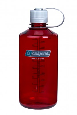 Outdoor Red - Nalgene 16oz NM Loop-Top Closure