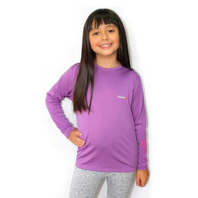Uva - Tatoo Light Weight L/S Tee Girl