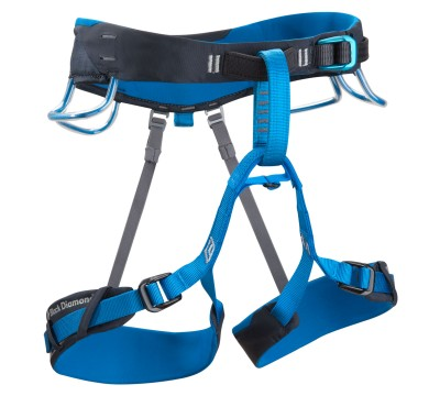 Deep Blue - Black Diamond Aspect Harness