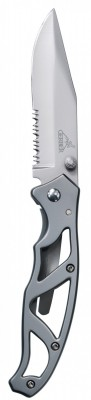 Gerber Paraframe II - Stainless, Serrated