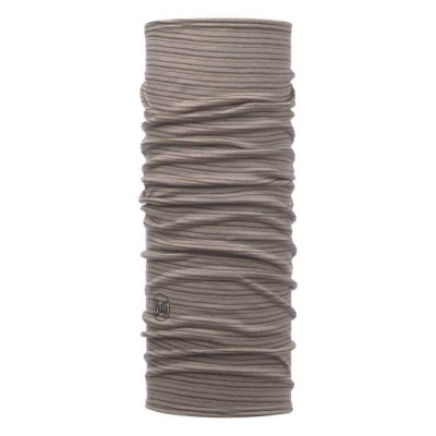 Slim Fit Walnut Brown Stripes - Buff® Wool Buff®