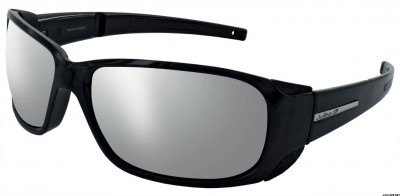 Shiny Black /Black (Brown) - Julbo Montebianco SP4