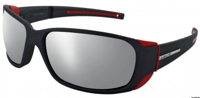Matt Black / Red (Brown) - Julbo Montebianco SP4
