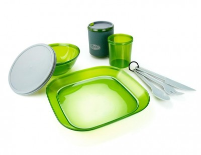 GREEN - GSI Infinity 1 Person Tableset