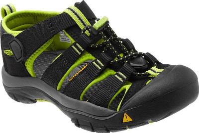 Black/Lime Green - Keen Newport H2 C