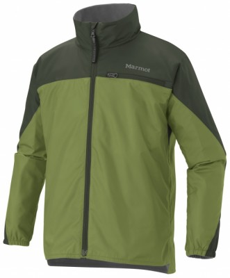 Forest/Fatigue - Marmot DriClime Windshirt