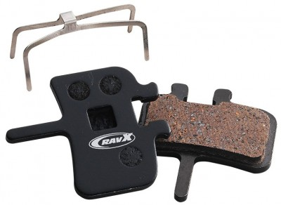 RavX DISC BRAKE PADS COMP:AVID JUICY & BB7