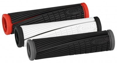 RavX Density X Handlebar Grip Black/Red