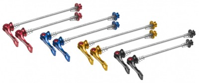 RavX XRD QR SKEWER SET MTB GOLD