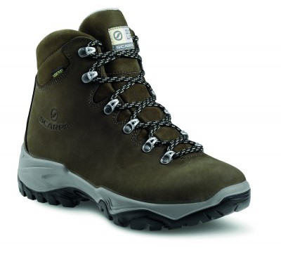 Brown - Scarpa Luna GTX