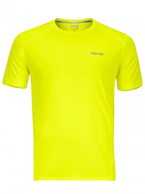 Hyper Yellow - Marmot Windridge SS