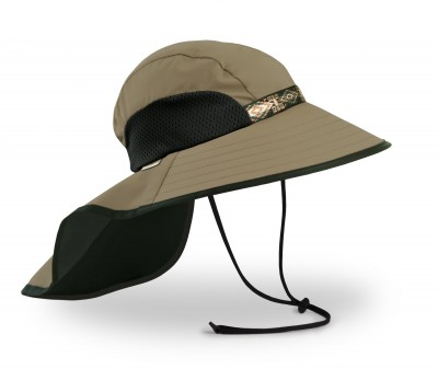 Sand Black - Sunday Afternoons Adventure Hat