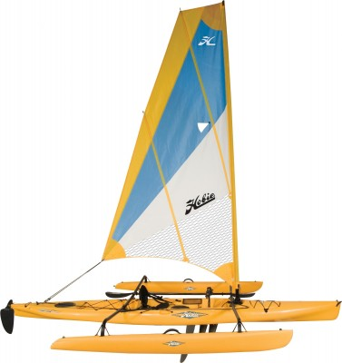 VISTA LATERAL - Hobie Cat Mirage Adventure Island