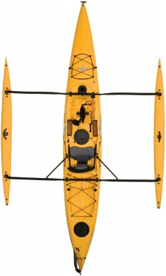 VISTA SUPERIOR - Hobie Cat Mirage Adventure Island