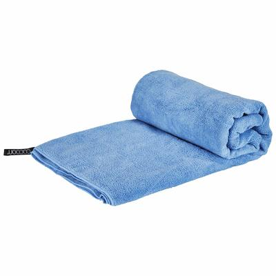 Light Blue - Cocoon Microfiber Terry Towel