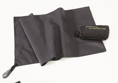 MANATEE GREY - Cocoon Microfiber Towel Ultralight
