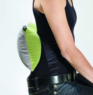 MODO DE USO. - Cocoon Ultralight Air Core Travel Lumbar Pillow