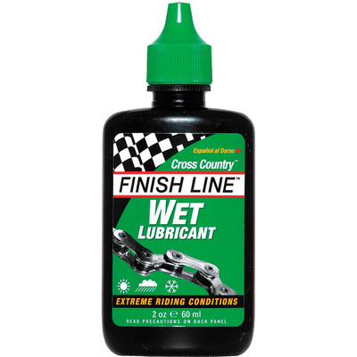 2 oz - Finish Line Wet Lube (Cross Country)