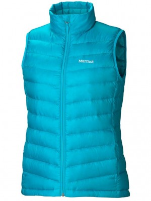 SEA GLASS - Marmot Wms Jena Vest