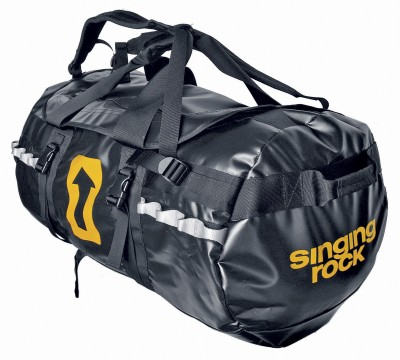 BLACK - Singing Rock Tarp Duffle