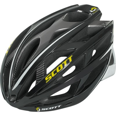 blck/wht rc - Scott Helmet  Wit-R