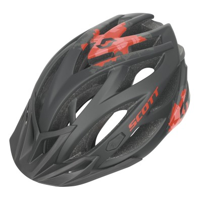 blk/red matt - Scott Helmet  Groove II (CE)