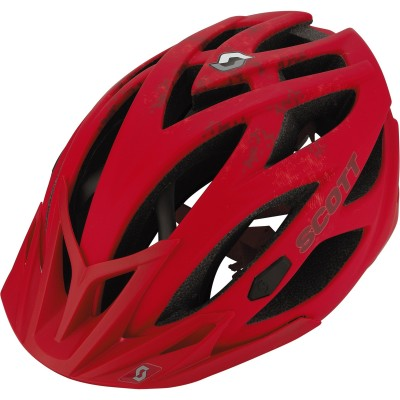 RED MATT - Scott Helmet  Groove II (CE)