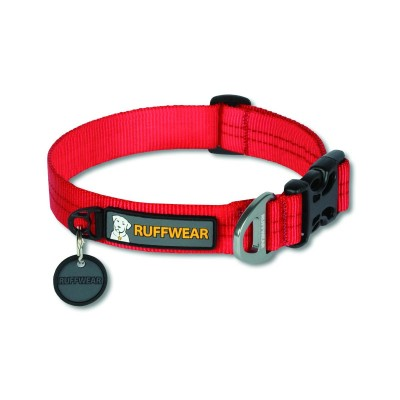 RED CURRANT - Ruffwear Hoopie Collar™