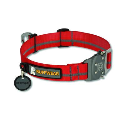 RED CURRANT - Ruffwear Top Rope™ Collar