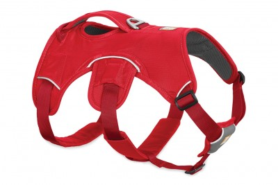 Red Currant - Ruffwear Web Master™ Harness