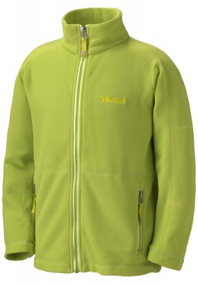 GREEN LICHEN - Marmot Boys Flash Jacket