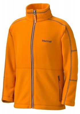 DARK ORANGE - Marmot Boys Flash Jacket