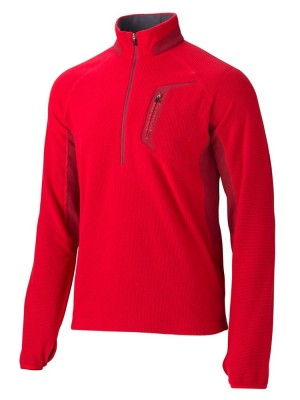 New Team Red/Brick - Marmot Alpinist 1/2 Zip