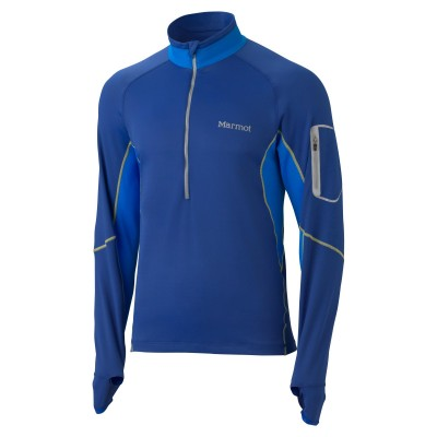 ROYAL NAVY/COBALT BLUE - Marmot Deviate 1/2 Zip