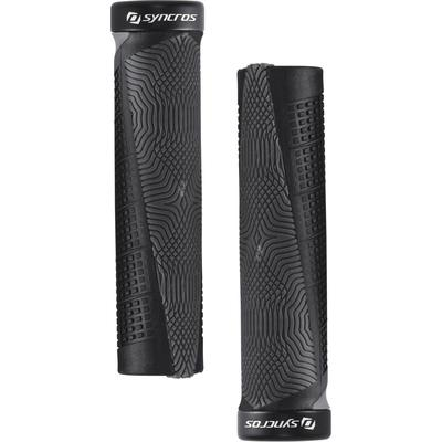BLACK/GREY - Syncros Grips  Pro Lock-On Small