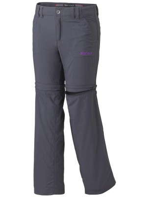 Marmot Girls Lobos Convertible Pant