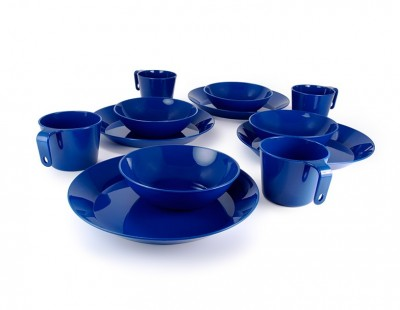 BLUE - GSI Cascadian 4 Person Table Set