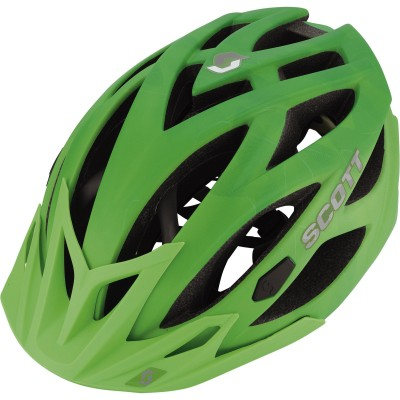 GREEN MATT - Scott Helmet  Lin (CE)