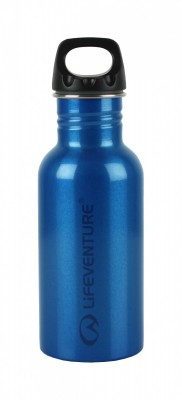Lifeventure Stainless Steel Bottle 600ml