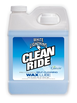 32 oz. - White Lightning Clean Ride