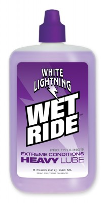 8oz SQUEEZE BTL - White Lightning Wet Ride