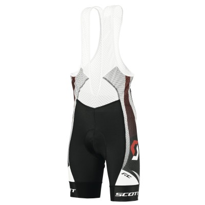RED - Scott Bib Short RC Pro